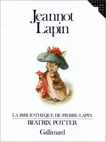 Jeannot Lapin by Beatrix Potter (1995-09-30)