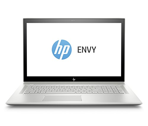HP ENVY 17-bw0002ng (17,3 Zoll / Full HD IPS) Laptop (Intel Core i7-8550U, 256 GB SSD + 1 TB HDD, 8 GB RAM, Nvidia GeForce MX150 4GB, Windows 10 Home 64) silber (Hp-laptop-amazon)