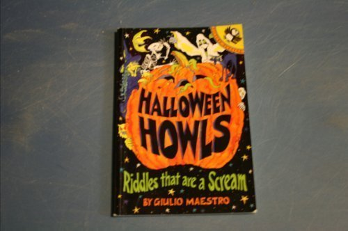 Halloween Howls: Riddles that Are a Scream (Picture Puffins)