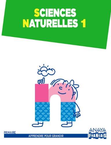 Sciences Naturelles 1. (Anaya Français) - 9788467845563