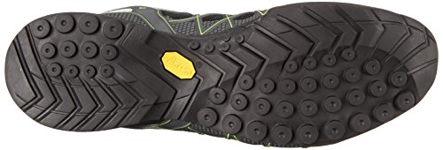 Salewa Ms Wildfire S Gore-Tex, Chaussures DEscalade Homme Multicolore (Black/citro)
