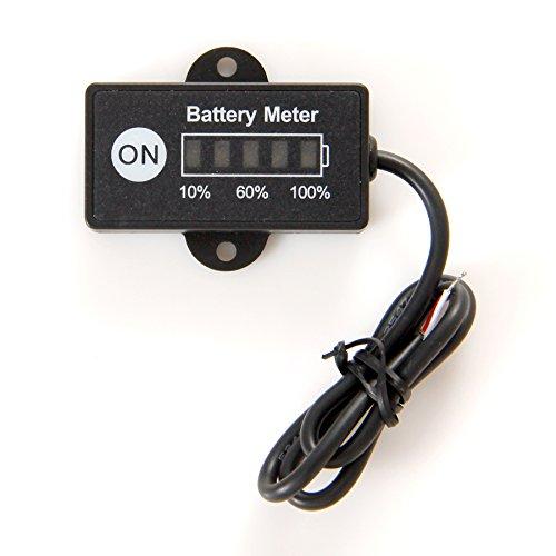 Runleader RL-BI005 Lead Acid batterie - anzeige indikator für dc - motor wie gabelstapler, golfwagen, boden auf ausrüstung und andere batteriebetriebene geräte -