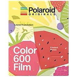 Polaroid Originals - 4929 - Film Couleur pour 600 - Summer Fruits Edition