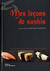 Mes leçons de sushis