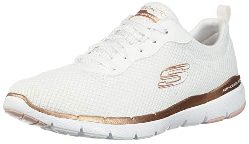 7b15edc79c3 Skechers Damen Flex Appeal 3.0-First Insight Sneaker