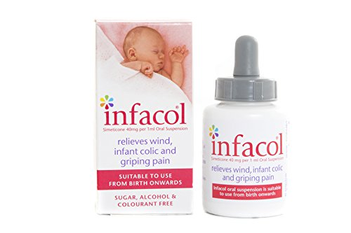 Infacol 50 ml Colic Relief Drops Test
