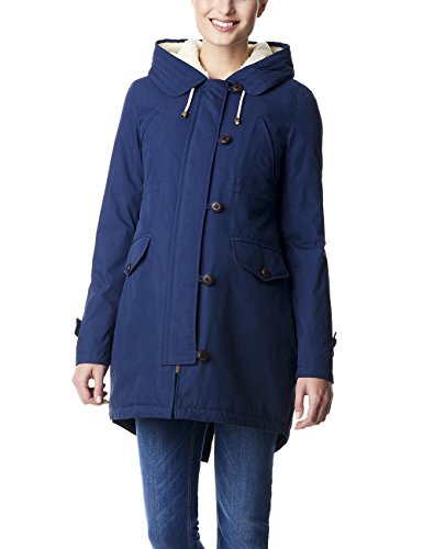 ESPRIT Maternity - Jacket, Giacca da donna, blu (blau  (navy 400)), 38