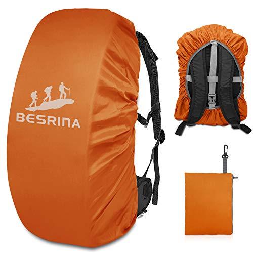 Besrina - Funda Impermeable para Mochila 15-90 L
