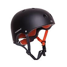 Hudora 84104 Skater Helmet (Size 56-60)
