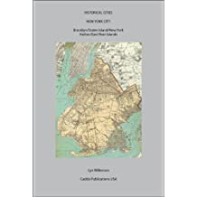 Historical Cities-New York City (Brooklyn, Staten Island, New York Harbor, and East River Islands) (English Edition)