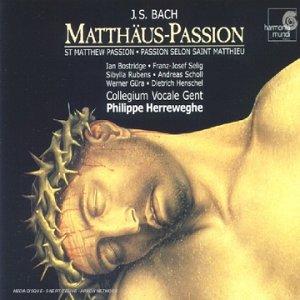 Bach : La passion selon Saint Matthieu