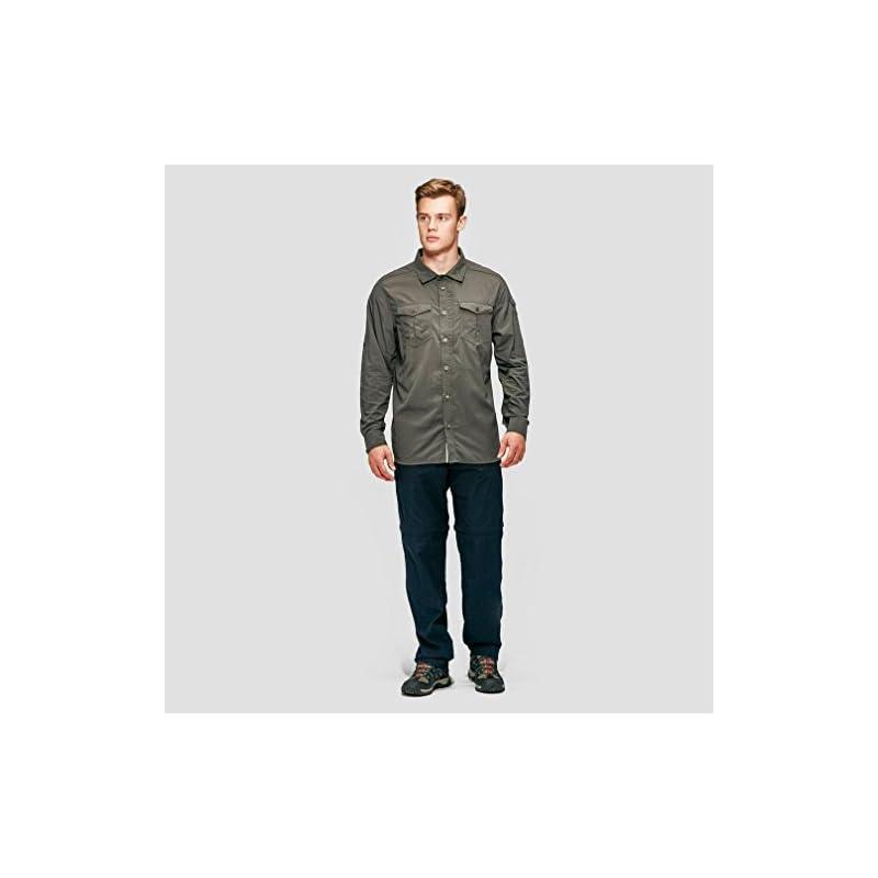 Craghoppers Men's Cr165 NosiLife Adventure Long Sleeved Shirt