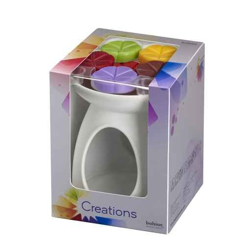 Creations Wachs schmilzt Geschenk Pack, Paraffin Wax, Mehrfarbig