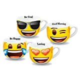 Coriex Emoji regalo set, multicolore, M