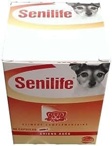 Senilife boite de 90 capsules tonus & jeunesse du chien et du chat âgés