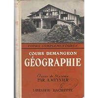 Géographie classe de 6èmè