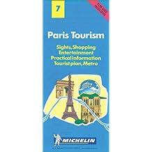 Paris Tourism. En Anglais, 1/20 000