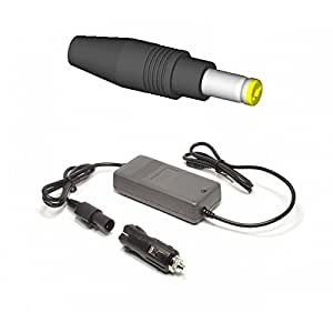 Chargeur portable-voiture/avion, 19V, 4.74A pour Acer Iconia 6120