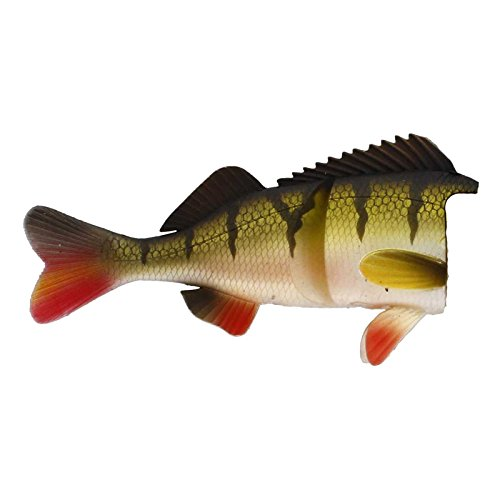 WestinPercy the Perch Real Swimbait Ersatzkörper Dull Perch 20cm