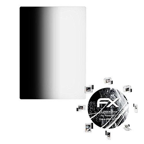 atFoliX Blickschutzfilter für Panasonic Lumix DMC-FZ35 Blickschutzfolie - FX-Undercover 4-Wege Sichtschutz - Panasonic Lumix Fz35