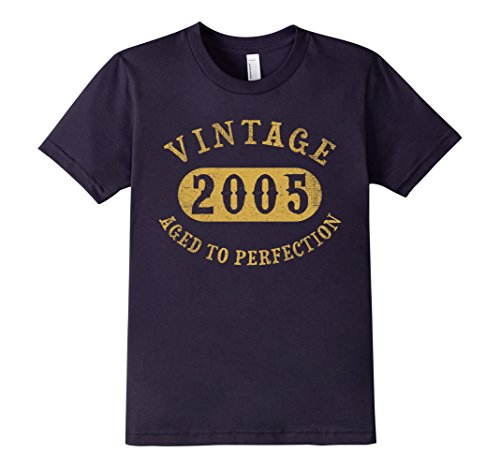 kids-12-years-old-12th-birthday-b-day-gift-vintage-2005-t-shirt-10-navy