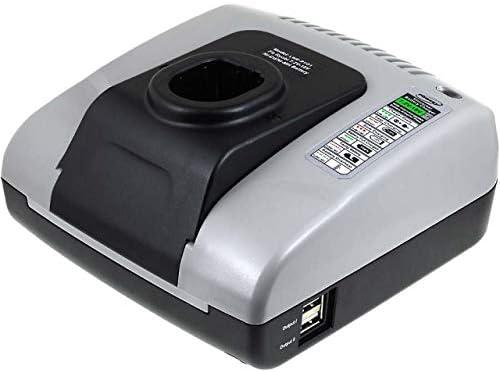 Caricabatteria Powery con USB per Ryobi CTH1202 | Eccezionale  Eccezionale  Eccezionale  | comfort  | Esecuzione squisita  0ac225