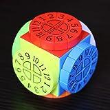 TTXLY Geschwindigkeit Würfel 3D Puzzle Spiel Time Machine, Zeitmaschine Composite Struktur Shaped Cube Challenge