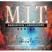 M.I.T. Radiation Laboratory Series: 28 Volumes on 2 Cd-Roms
