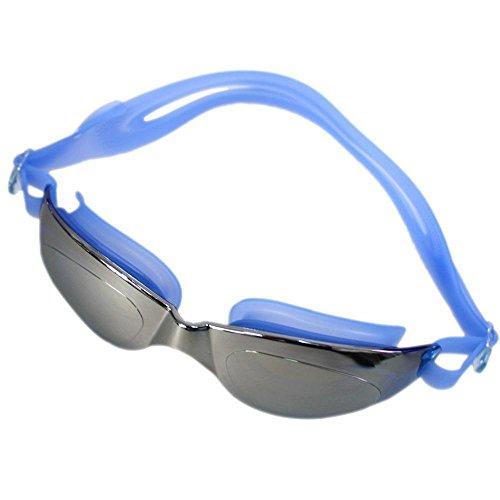 Axiba Schwimmbrille, wasserdicht und Nebel-Nachweis Schwimmen Erwachsene Schutzbrille Brille
