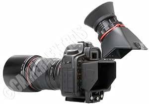 Kamerar QV-1 QV1 Universel vue Viseur Viseur Canon 5D MK III/6D Base Magnétique