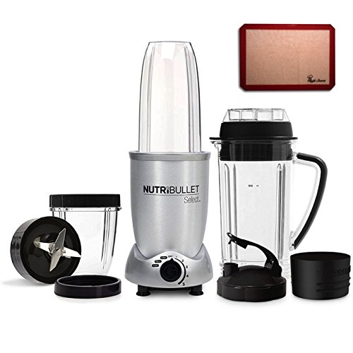 NutriBullet SELECT Multiple Functions Blender / Mixer System Hand Blenders at amazon