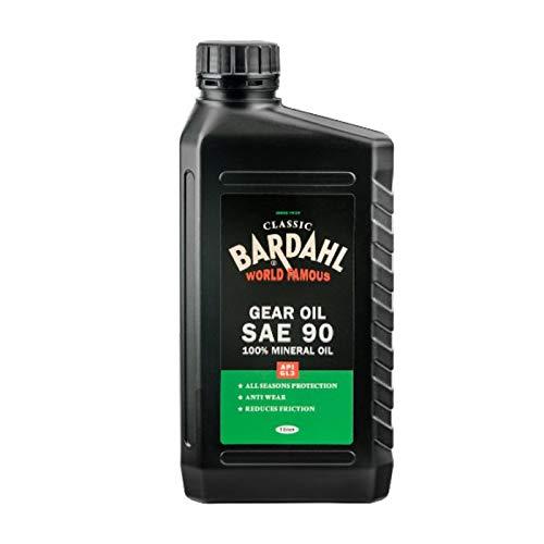 BARDAHL Classic Gear Oil SAE 90 API GL3 Olio Ingranaggi e Differenziali Monogrado 100% Minerale Per Auto D'epoca 1 LT