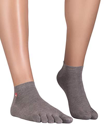 Knitido Track & Trail Ultralite Fresh Zehensocken-Sneaker Unisex