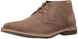 Steve Madden Mens Hacksaw Chukka Boot, Taupe Suede, 9. 5 US/US Size Conversion M US