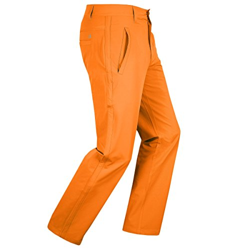 Calvin Klein Golf Herren CK Bionic Stretchhose - Orange - Strength - 34-29