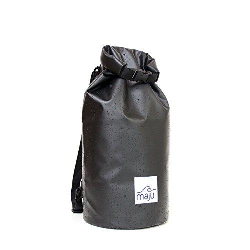 maju Rucksack 15L - 100% wasserdichter Dry-Bag (Geringe Welle Boot)
