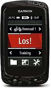 Garmin Edge 810 GPS Radcomputer inkl. Herz- und Trittfrequenzsensor - Track-Navigation