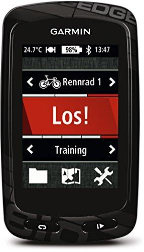 Fahrradcomputer Garmin Edge 810 GPS Trittfrequenz Herzfrequenz