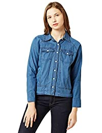 Miss Chase Women's Denim Jacket