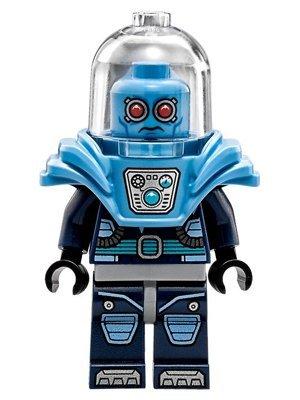 LEGO Super Heroes The LEGO Batman Movie Minifigur Mr. Freeze (aus dem Set 70901)