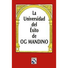 Universidad del exito de Og Mandino