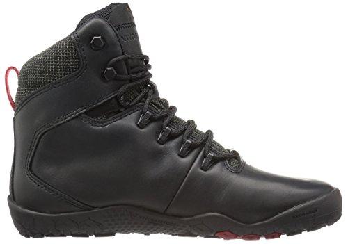 Vivobarefoot Tracker FG M black leather Black