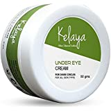 KELAYA Under Eye Cream For Dark Circles, Anti wrinkles, Puffy eyes Both Women And Men-50gm