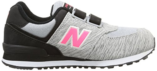 New Balance KV574, Mädchen Sneaker Rosa - Rose (Pzy Pink/Grey)