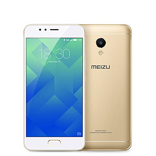 MEIZU M5s Smartphone Libre 4G, Móvil Inteligente Android 6.0, Smartphone Dual SIM, Móvil Libre 3GB + 16GB, 5.2...