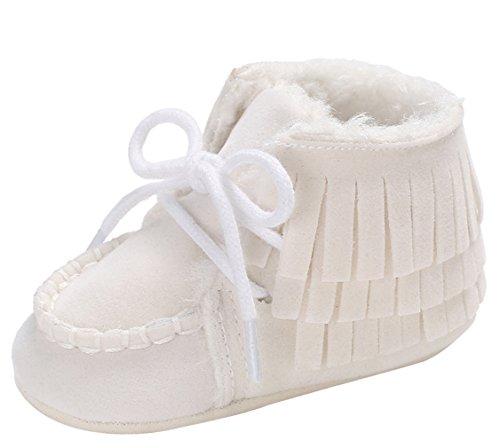 2bd5ed140d1f1 Y-BOA Chaussure Chausson Bottines De Neige Fourrure Boots Ski Infantile Bébé  Fille Garçon Toddler