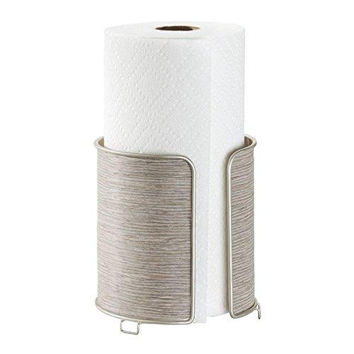 mdesign-porte-serviettes-en-papier-pour-plan-de-travail-de-cuisine-satin-finition-bois-gris