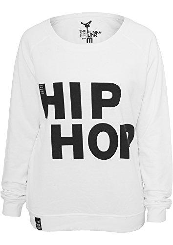 Hip Hop Crew wht/blk XL