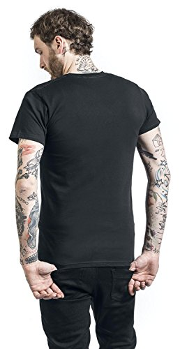 Gas Monkey Garage Go Big Or Go Home T-Shirt schwarz Schwarz