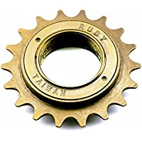 Piñón Entrada City BMX freestyle fijo Fixed 18dentición bicicleta